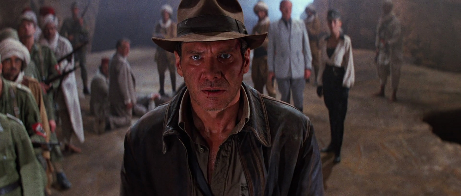 Indiana Jones And The Last Crusade Movie Review Focused