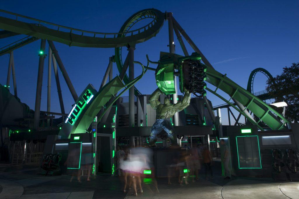 incredible hulk coaster - HD3600×2396