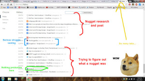 Screenshot nugget 1