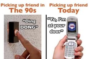 90s v today