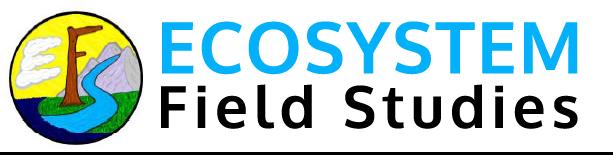 Ecosystem Field Studies summer courses