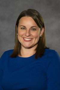 Ms. Elizabeth Heck, Academic Advisor