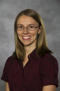 Ms. Samantha Rogers, Academic Advisor