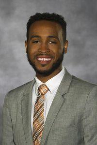 Mr. Gerron Scott, Academic Advisor