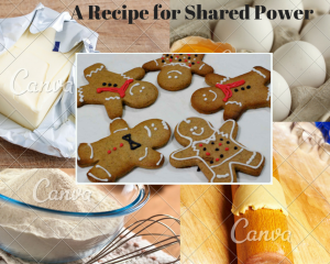 A Recipe for Shared Power