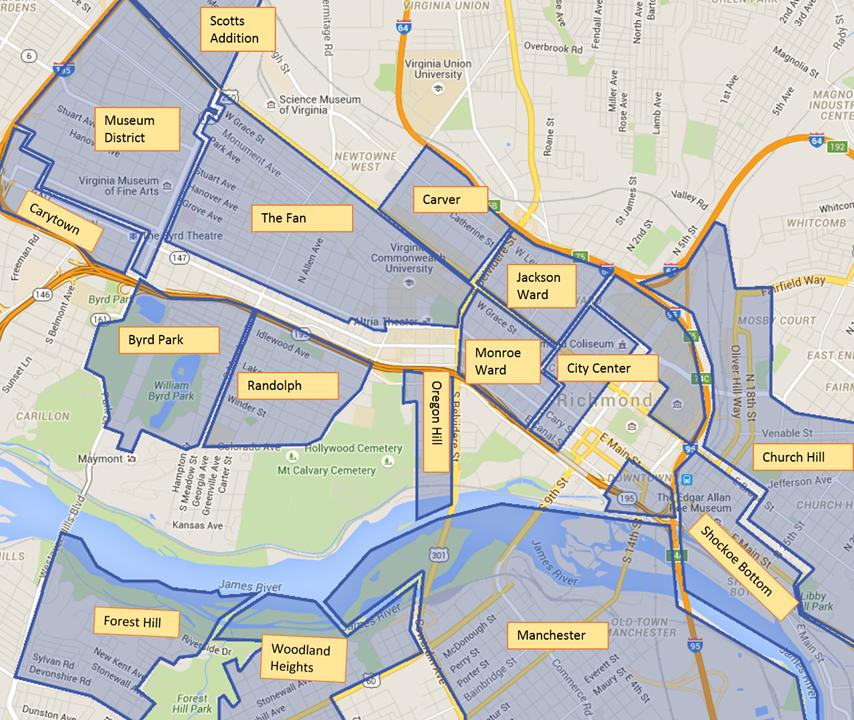 Alexandria Va City Map