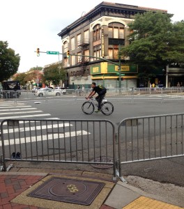 The Worlds at VCU is Over But Fans Are Still Cycling The Course!