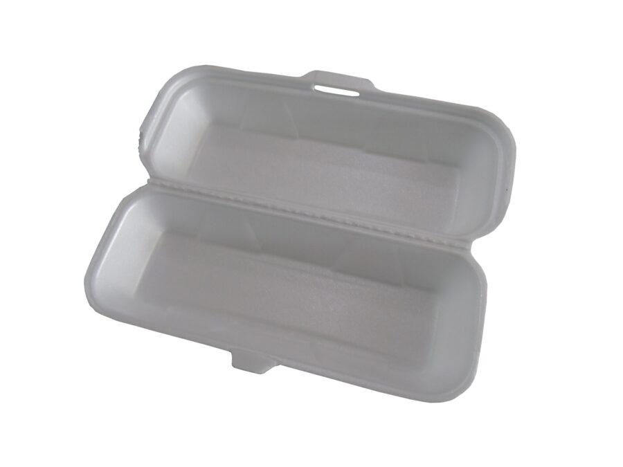 Plastic foam container Credit: CC0 Public Domain