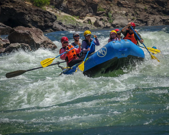 Salmon River Expedition