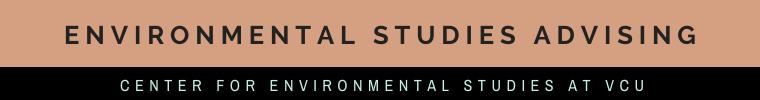 ENVS Undergraduate Advising