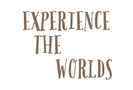 Experience the Worlds, Share the worlds