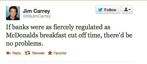 Funny-Jim-Carrey-Tweet-Banks-and-McDonalds-breakfast-cut-off-time