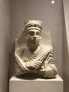 Reference of Funerary Relief of a Priest