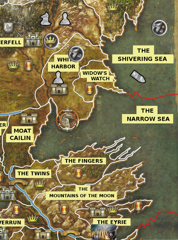 Stark Strategy Round 1 (Eyrie Conquest) | Game of Thrones ... on spooksville map, downton abbey map, narnia map, bloodline map, got map, justified map, jericho map, qarth map, camelot map, walking dead map, a storm of swords map, gendry map, world map, star trek map, guild wars 2 map, clash of kings map, dallas map, valyria map, winterfell map, jersey shore map,