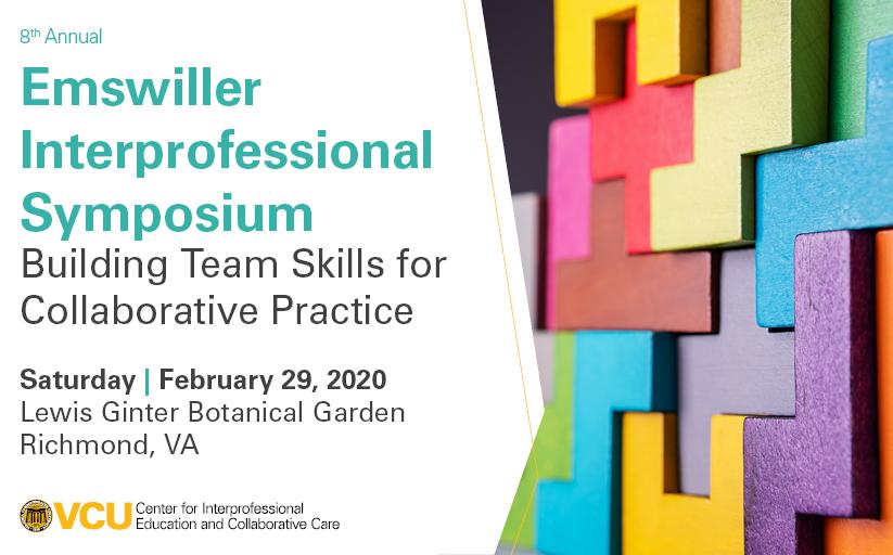 Register for the Emswiller Interprofessional Sympoium