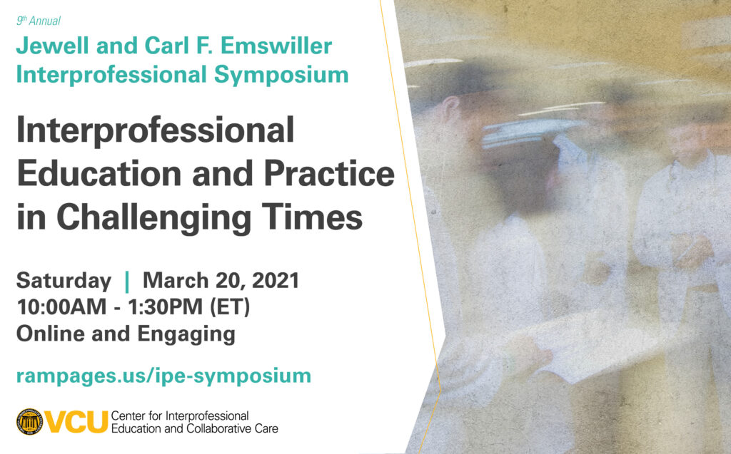 2021 Emswiller Symposium