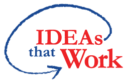U.S. Department of Education, Ideas that work logo