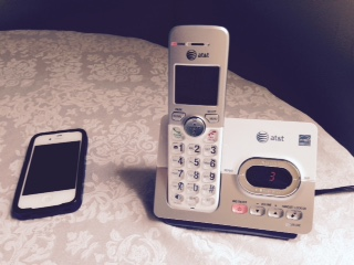 how to find out landline number without a phone