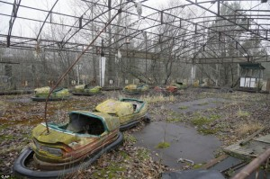 Chernobyl Bumper Cars