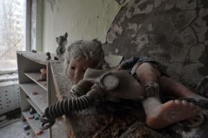 Chernobyl Doll & Mask