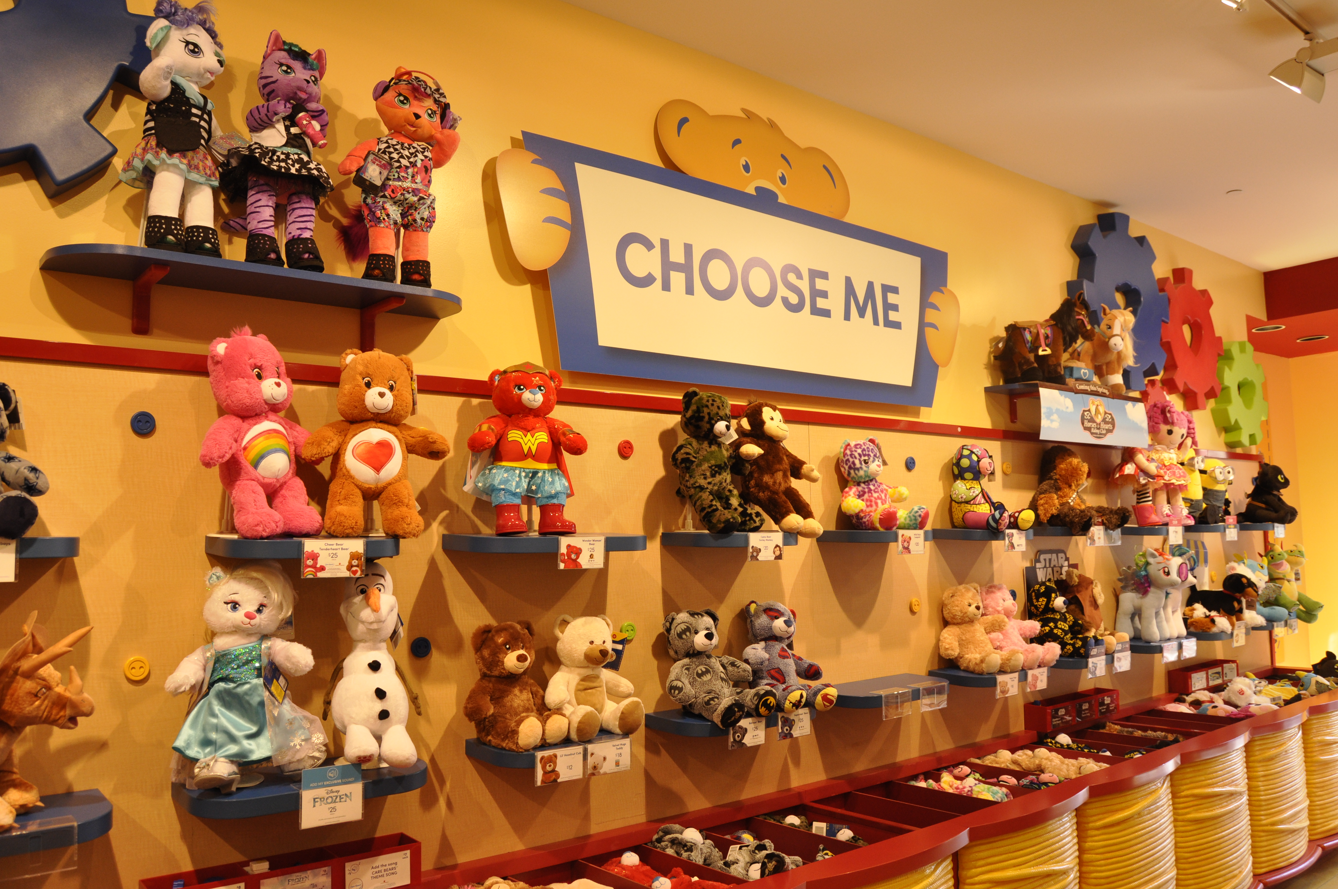 analysis of build a bear workshop inc Build a bear workshop inc with $364 million revenues in the year 2016 was the number 4 toys and games company read this report to know the top competitors of build a bear workshop and identify growth and cost optimization opportunities of build a bear workshop.