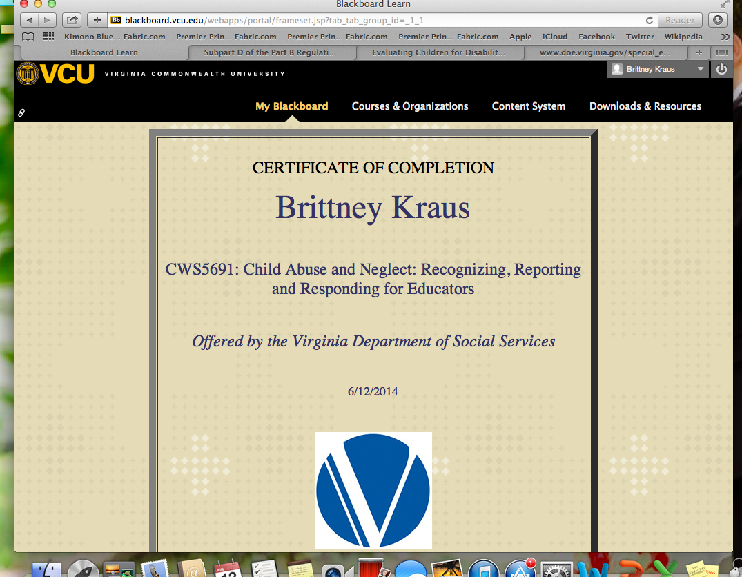 Technology and certification standards kraus porfolio child abuse and neglect certificate 1betcityfo Image collections