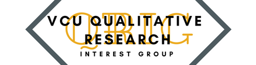QRIG: VCU Qualitative Research Interest Group