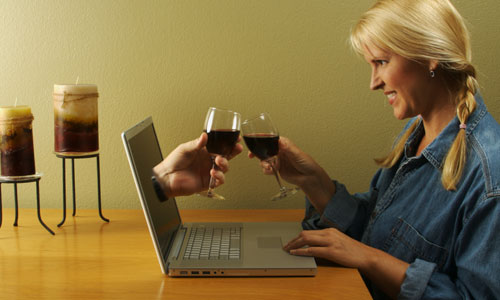 Which of the following is a benefit of online dating>