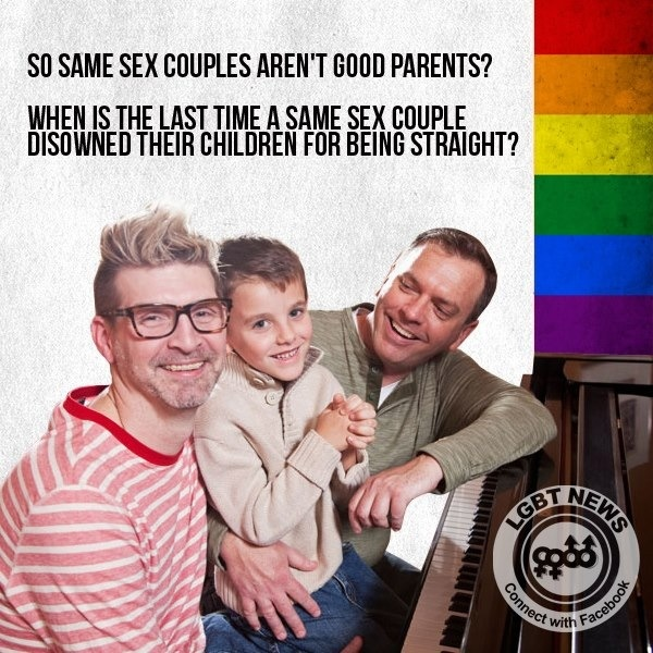 gay lesbian and heterosexual adoptive parents couple relationship issues