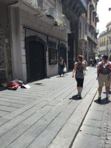 Homelessness essay title