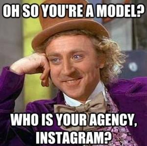 you model