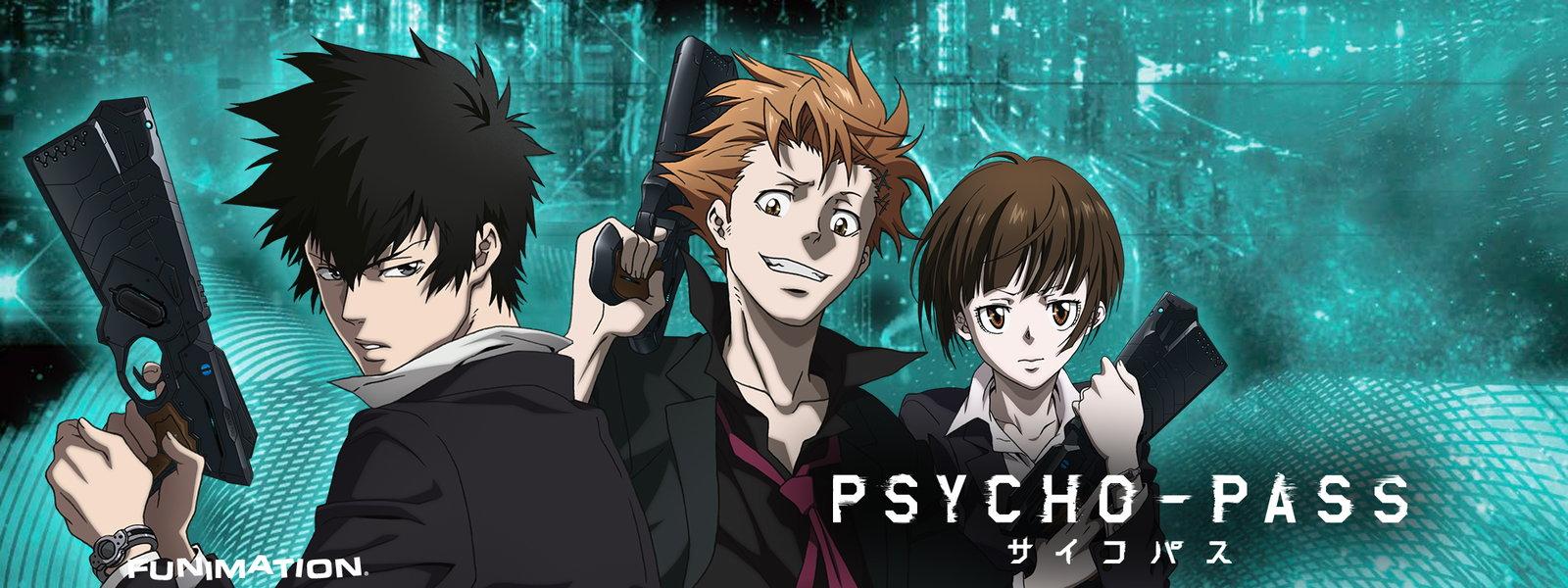 psycho pass 1 streaming ita