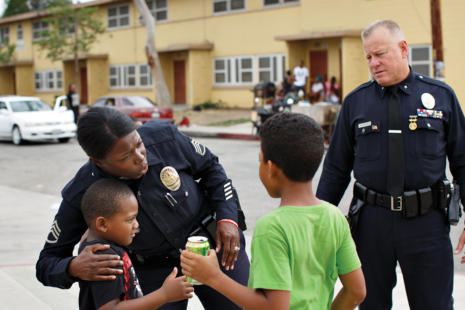 community police Community watch why community watch community watch is a crime prevention program that involves individual groups working with the police.