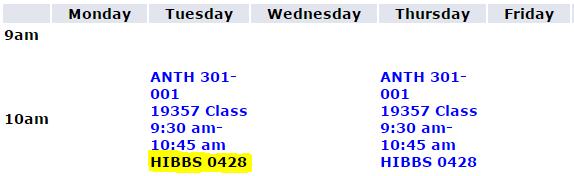 class loc