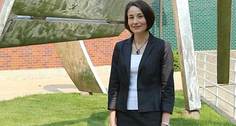 Alumna spotlight: Dr. Joianne L. Smith