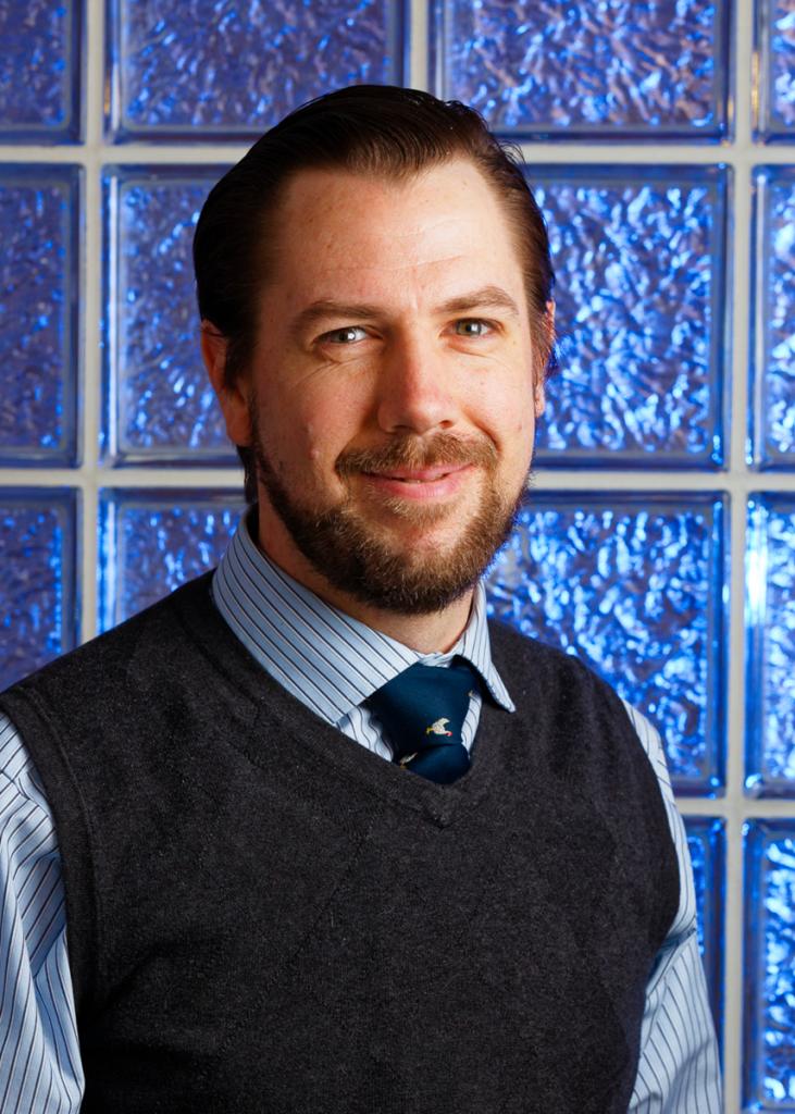 Chris Marcum, Ph.D.