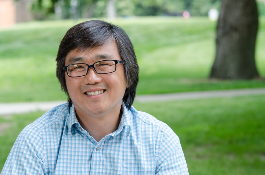 Richard Lee, Ph. D. ('96)