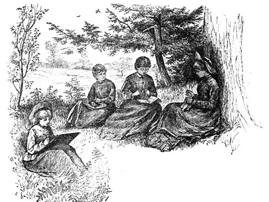 Illustration by Frank T. Merrill
