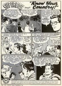 National Social Welfare Assembly public service comics DC Publications