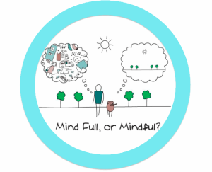 From Mind Full to Mindful