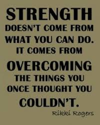 Strengths!