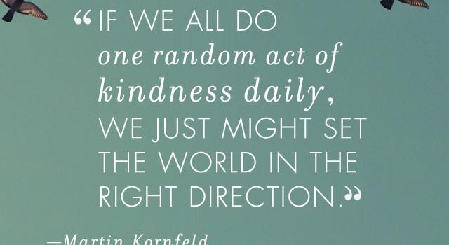 10:  Be Kind, Do Nice
