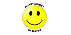 Blog Post #1 Don't Worry Be Happy