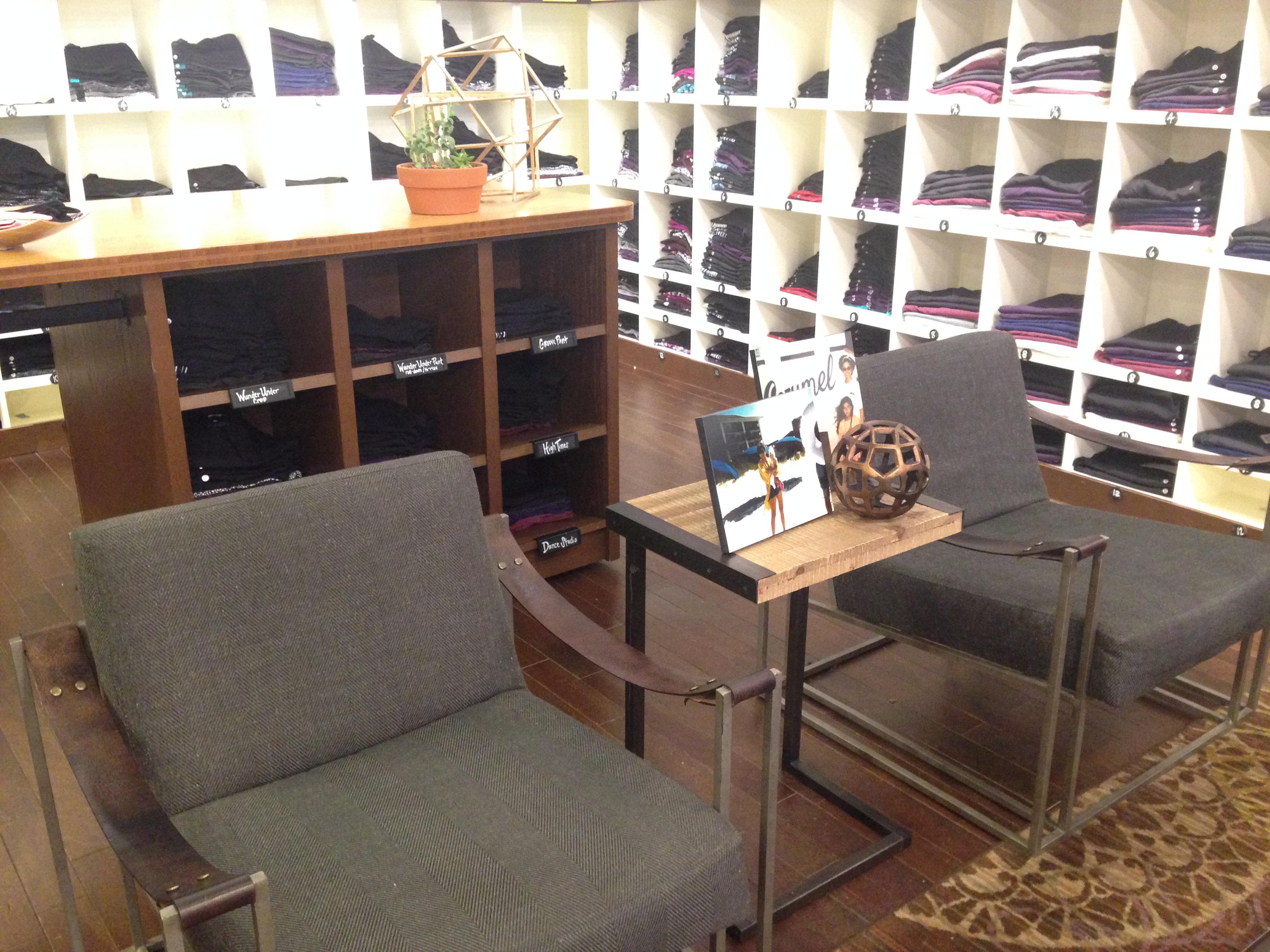 Lululemon Athletica - The Furniture Practice   lululemon furniture