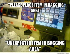 Self Checkout Counter 2