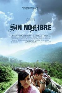 Poster for the movie Sin Nombre