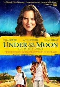 Poster for the movie Under the Same Moon