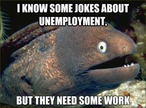 unemployment meme