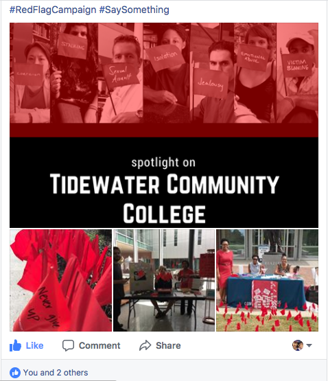 Spotlight on Tidewater Community College