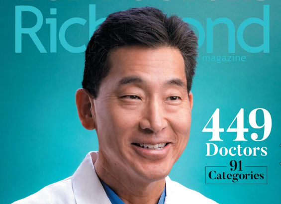 cover of April 2020 Richmond magazine issue